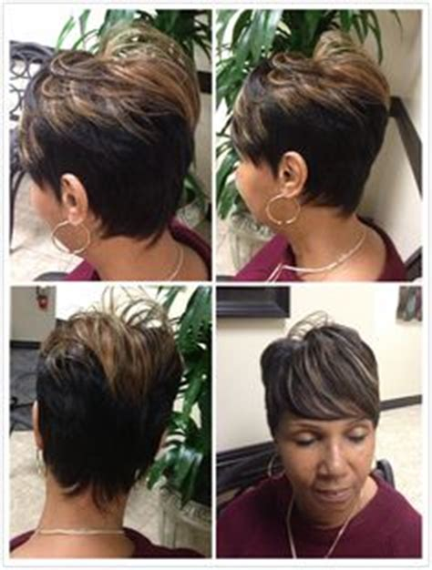 low maintenice weaves short pixie sewin overthetophair com short hair sewin