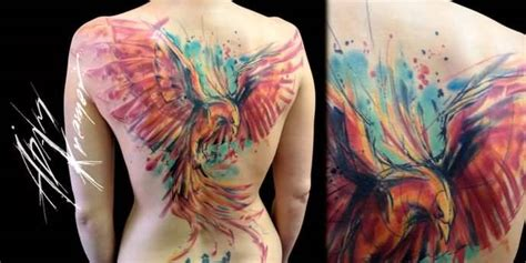 phoenix tattoo exles 30 exle of amazing phoenix tattoos golfian com