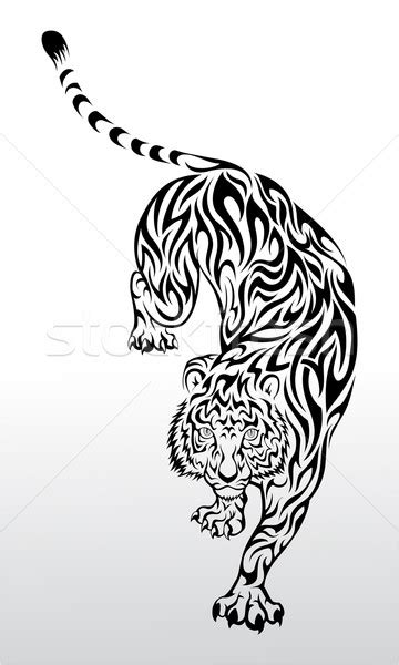 tattoo tribal tiger designs tribales 183 tigre 183 tatouage 183 nature 183 chat 183 design