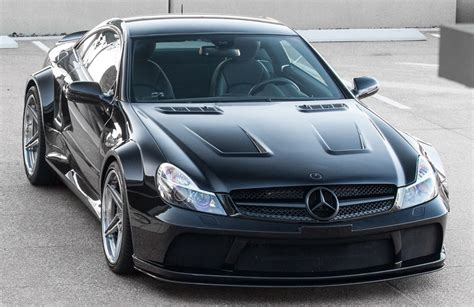 Black Series by Mercedes Sl65 Black Series By Hg Motorsports