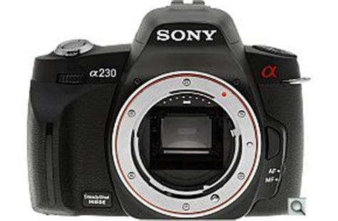 Kamera Dslr Sony A230 sony alpha dslr a230