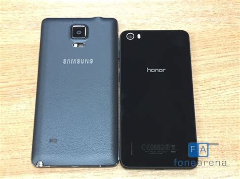 Samsung A7 Vs Note 4 Huawei Honor 6 Vs Samsung Galaxy Note 4 Photo Gallery