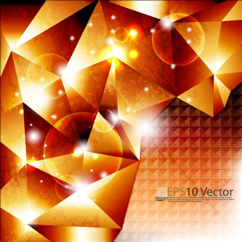 vector halo tutorial bright trend halo background 02 vector material over