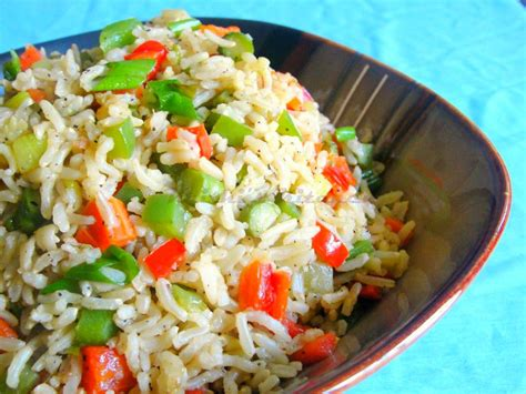 vegetables and rice krithi s kitchen simple vegetable fried rice brown rice