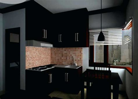 model kitchen set sederhana desain minimalis harga