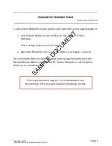 Child Travel Consent Nigeria Legal Templates