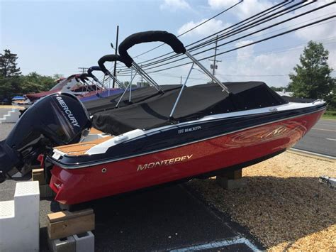boats for sale jersey monterey 197bf boats for sale in new jersey