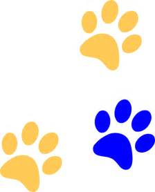 Jaguars Paw Jaguar Paw Prints Cliparts Co