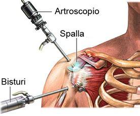 dolore interno scapola sinistra nittoli interventi
