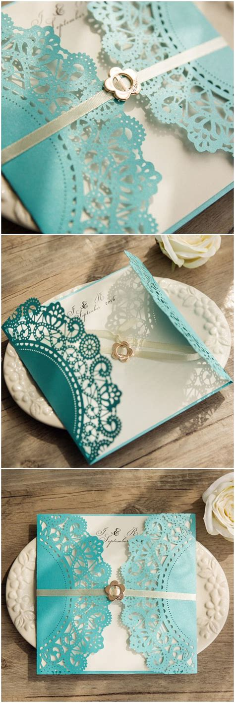 Tiffiny Blue Wedding Invitation Paper by 17 Best Ideas About Paper Doilies Wedding On