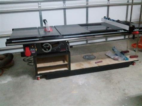 chop saw table height ideal height for tablesaw router table by jaydubya