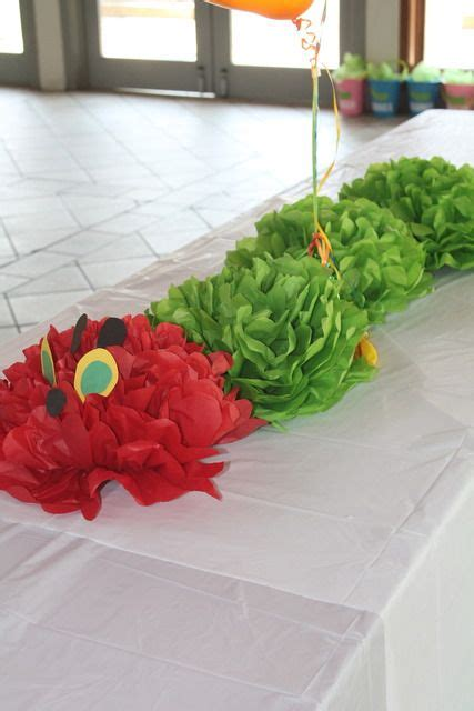 the very hungry caterpillar birthday party ideas the