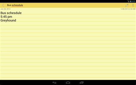android notes app colornote notepad notes apk free android app appraw