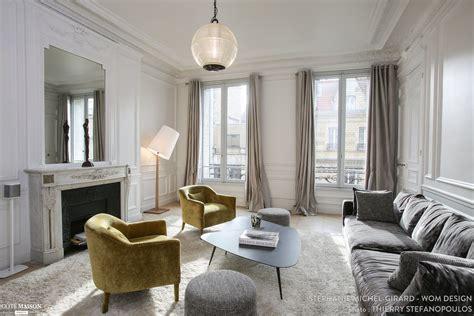 Deco Appartement Haussmannien by R 233 Novation Et D 233 Coration D Un Appartement Haussmanien De
