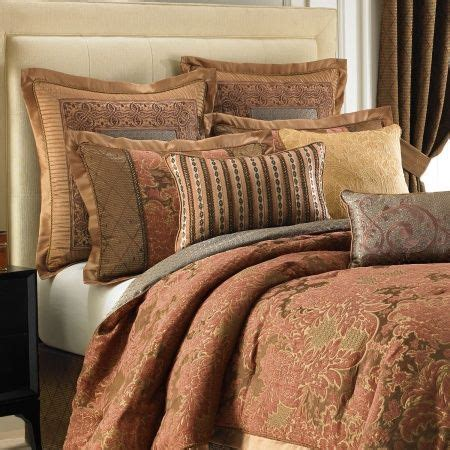 Couture Comforter by The Palazzo Bedding Collection By Croscill Couture