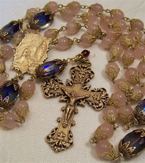 rosary bead cases 466 best rosaries cases images on rosaries