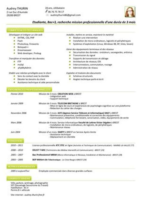 Exemple De Lettre De Motivation Technicien Telecom Modele Cv Technicien De Surface Cv Anonyme