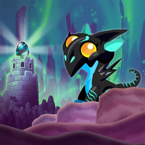 neon dragon information  dragon city
