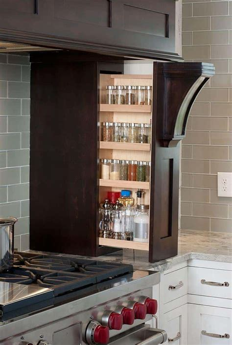 kitchen cabinets storage ideas