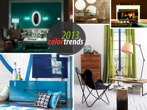 interior design color trends new interior design trends for 2013