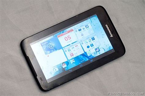 Tablet Lenovo A3000 Di Indonesia lenovo introduces the a1000 and a3000 7 inch android tablets tech