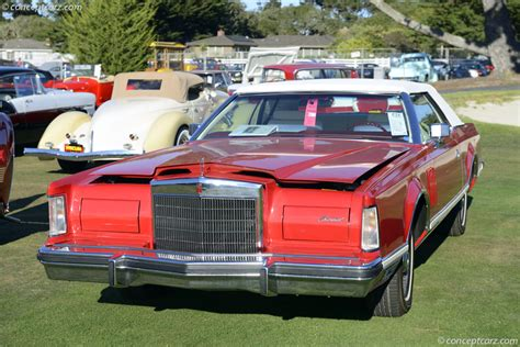 auction results and sales data for 1979 lincoln continental