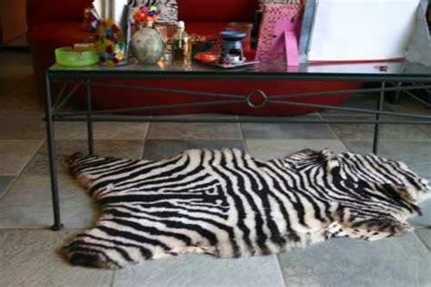 tappeto zebrato a casa di giusy ferreri casa design