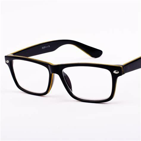 reading glasses new mens unisex black 1 1 25 1 5 1 75
