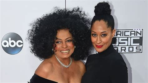 tracee ellis ross and diana ross diana ross toasts daughter tracee ellis ross emmy nod