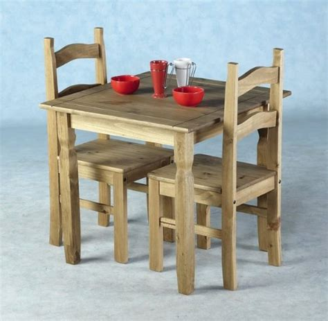 2 Seater Kitchen Table Set by Worldstores 2 Seat Pine Table And Matching Chairs Kitchen