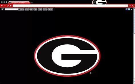chrome themes for iphone 1000 images about georgia bulldogs themes on pinterest
