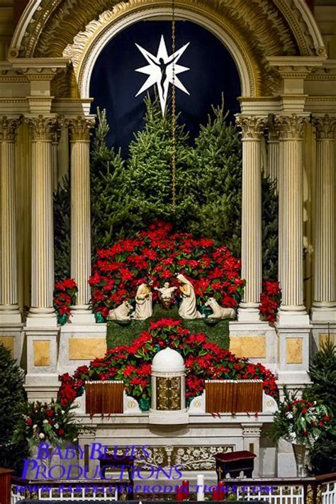 christmas themes for church 17 best images about altar decor on pentecost christian and catholic churches