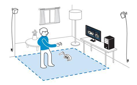Virtual Room Planner setup your room for vr octopus rift