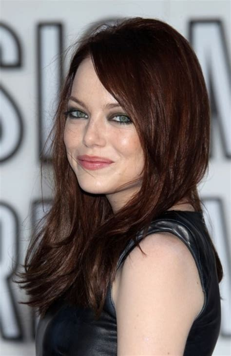 auburn brown hair color pictures auburn hair colors here s a natural looking auburn hai