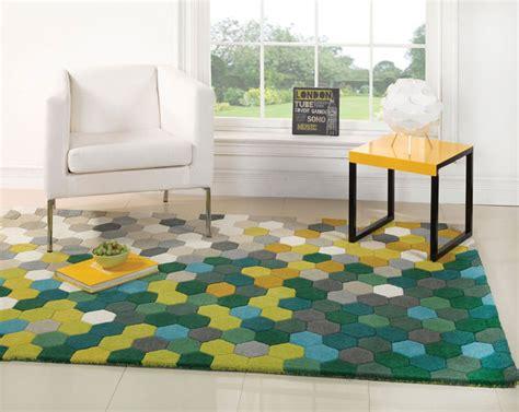 tappeti design 20 esempi di tappeti moderni dal design geometrico