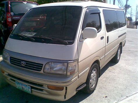 Toyota Hiace Second For Sale Philippines Toyota Hiace Custom Sold Sold Sold Sold For Sale