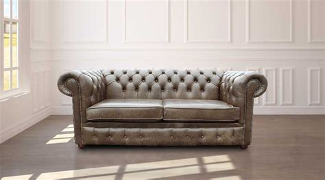 sofa 4 u chesterfield 2 seater settee alga leather sofa