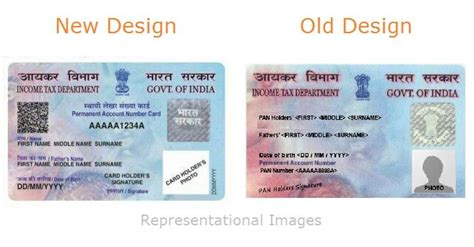 i want to make pan card government starts issuing newly designed ter proof