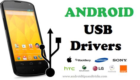 android drivers android usb drivers for all devices 100 ok