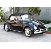 1967 VW Beetle Convertible Restoration