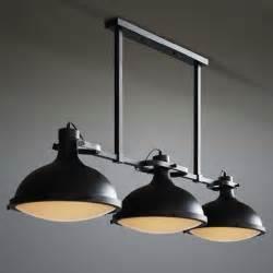 luminaires retro aliexpress buy retro vintage 3 lights black pendant