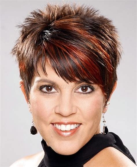 how do you style short spiked ha 15 short hairstyles for women that will make you look