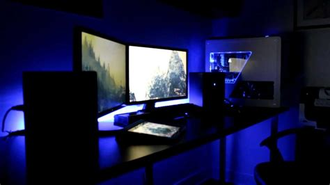 gaming setup designer graphic design music production setup v1 2013 youtube