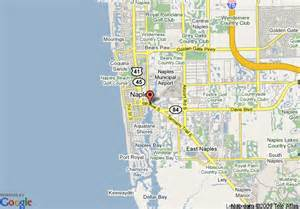 map of bayfront inn 5 th ave naples