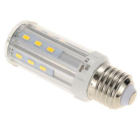 e27 base led corn light bulb desk table wall l