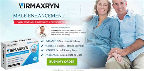 Virmaxryn Male Enhancement Pills Reviews: User Exposed