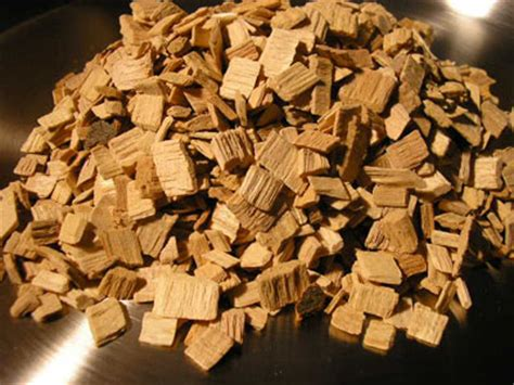 Paper From Woodchips - wood chips