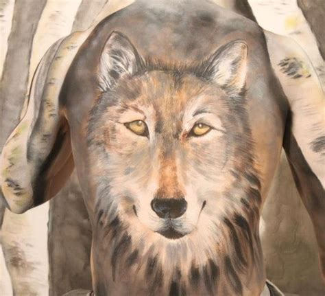 10 best wolf makeup images on pinterest artistic make up 17 best images about my work face painting body art on