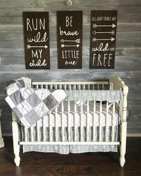 Boy Nursery Decor Themes 25 Best Ideas About White Cribs On Baby Room Themes Aqua Nursery And Baby