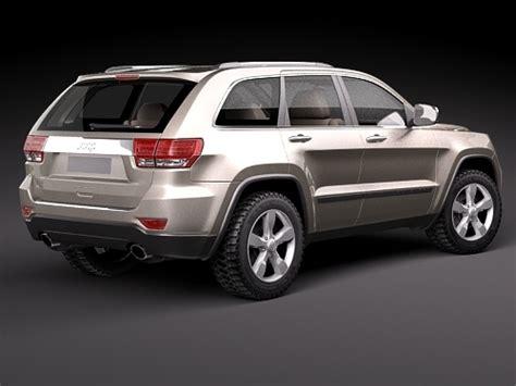 jeep models 2010 jeep grand 2010 3d model 3d model max obj 3ds